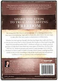 freedom in christ small group bible study dvd