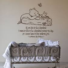 winnie the pooh quotes wall decals for nursery color the walls winnie the pooh quotes wall decals for nursery winnie the pooh words quotes for nursery
