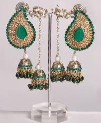 jhumki style earrings kashmiri jhumki style earrings online shopping shop for great
