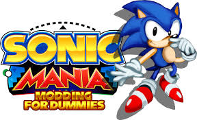 Help Desk For Dummies Tutorials Sonic Mania Modding For Dummies Sonic And Sega Retro