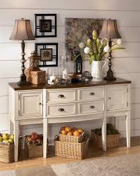 sideboards outstanding antique white buffet table sideboard