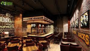 gorgeous 3d restaurant bar design view columbus georgia by