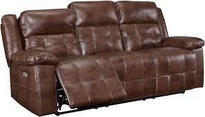 Electric Reclining Loveseat Clayton Picasso Penny Power Reclining Sofa With Power Headrest