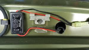 2008 subaru outback brake light bulb third brake light strobe install on a subaru outback subaru