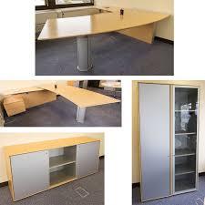bureau 80 cm longueur ensemble de mobilier de bureau comprenant un bureau arrondi de
