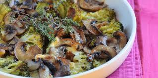 cuisiner le brocolis frais gratin de brocoli aux chignons facile et pas cher recette