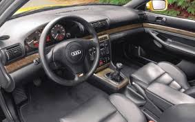 1999 audi s4 2001 audi s4 information and photos zombiedrive