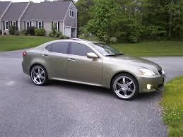 2006 lexus is250 for sale by owner is250 awd owners with aftermarket wheels help clublexus lexus