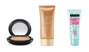 expert reveals how to hide pores with makeup