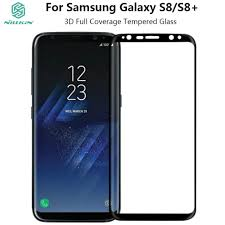 nillkin tempered glass for samsung galaxy s8 s8 plus full coverage