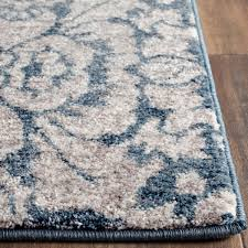 Area Rugs Blue Rug Sof381c Sofia Area Rugs By Safavieh