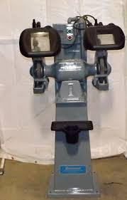Used Bench Grinder For Sale Bench U0026 Pedestal Grinder Buffer Industrial Machinery Machine