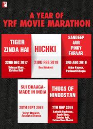 yash raj films movies