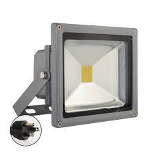 Color Changing Flood Lights Zitrades Warm White 20w Us 3 Plug Led Flood Light Spotlight