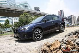 subaru malaysia 新一代subaru xv 大马售价疑曝光 高配版开价 rm144 948 keyauto my