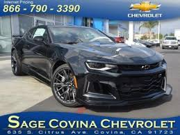chevy zl1 camaro for sale and used chevrolet camaro zl1 in los angeles ca auto com