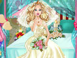 barbie wedding room