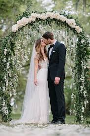 wedding photo backdrops amazing catcher style circular floral wedding backdrop