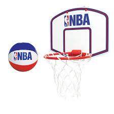nba over the door basketball set gillyboo toys