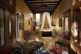 chambre style colonial la hacienda xcanatun au mexique hotel luxe hacienda hacienda