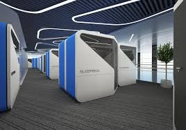 Google Sleep Pods New Hope For Sleeping In Airports Stuck At The Airport
