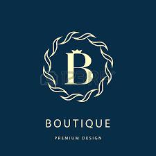 design logo elegant letter b logo stock photos royalty free letter b logo images
