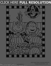 snoopy halloween coloring pages u2013 festival collections