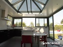 veranda cuisine prix veranda cuisine photo affordable cuisine moderne en bton succombez