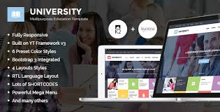 education theme templates from themeforest