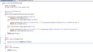 java how to run my selenium test methods in parallel using