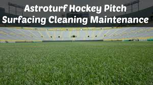 astroturf astroturf hockey pitch surfacing cleaning maintenance youtube