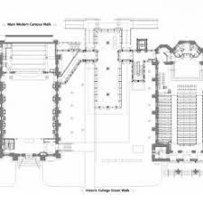 wesleyan university performing arts center universal design case