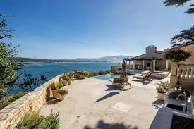 peerless in pebble beach 50m mansion is most expensive new