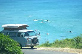 volkswagen bus beach the perfect van for that surfing holiday my transporter van