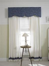 Striped Window Treatment Valances Ideas Window Treatments - Bedroom window valance ideas
