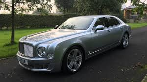 lister ceo selling his bentley mulsanne on ebay without reserve