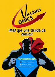 Janin Quiza Villains Comics Villainscomics Twitter