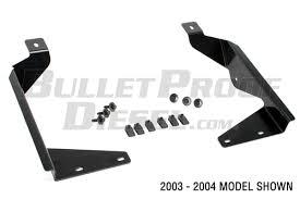 bullet proof diesel led light assembly ford 6 0l diesel f series