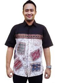 desain baju batik pria 2014 3 pilihan model baju batik pria yang trendy