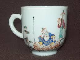 mandarin porcelain 18th c qianlong famille pu mandarin