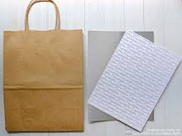 wedding gift bag cutcardstock affordable cardstock for all your papercrafting