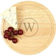 monogrammed cheese plate cheese boards you ll wayfair