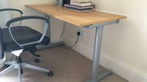 Ikea Standing Desk Galant Ikea Height Adjustable Desk Amazing Sit Stand Interque Co