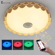 Chandelier Lights For Sale Aliexpress Com Buy Blue Time Factory Sale Rgb Music Lamp