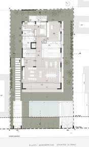Villa Savoye Floor Plan by Best 25 Villa Plan Ideas On Pinterest Villa Design Villa And