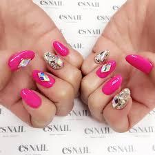 24 cute bling nail designs 28 pretty bling acrylic nail art