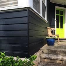siobhanrogers beaspoke exterior house colour black fox by taubmans