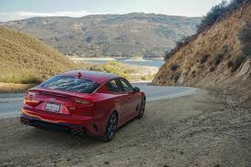kia supercar first drive 2018 kia stinger gt doubleclutch ca