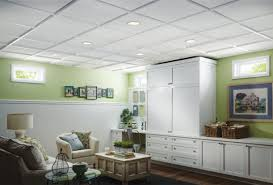 drop ceiling cost armstrong ceilings residential