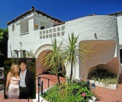 mediterranean style houses sheen s mediterranean style home in l a hooked on houses